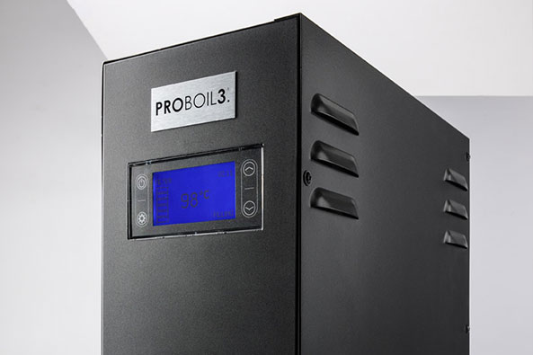 Introducing ProBoil 3 - the intelligent hot water boiler